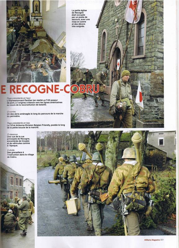 tenue Volksgrenadier 211
