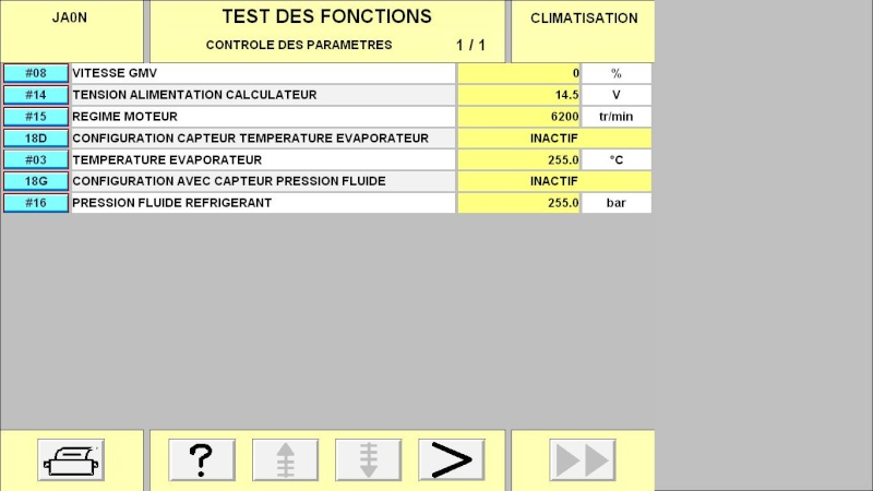 Scénic ph 1 / 1,9 dti / F9Q / défaut climatisation  Clim410