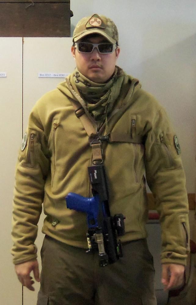 Glock 21 45 ACP (Adaptive Carbine Platform) aka 45acp PDW 102_0820