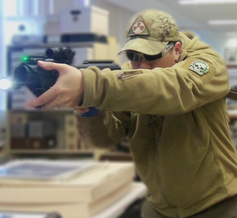 Glock 21 45 ACP (Adaptive Carbine Platform) aka 45acp PDW 102_0823
