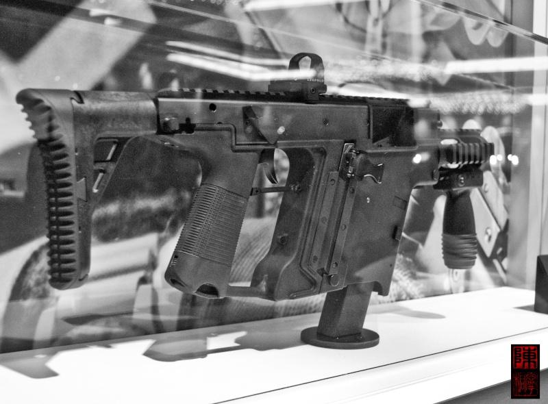 KRISS K10 at SHOT 2013 K10_110