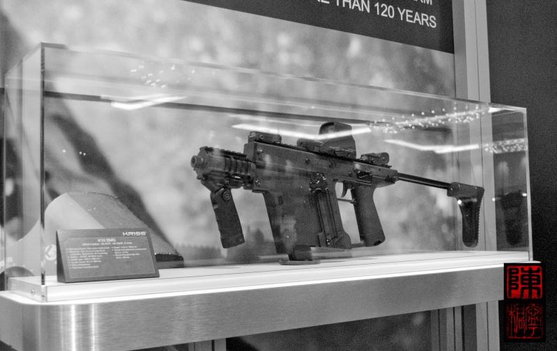 KRISS K10 at SHOT 2013 K10_210