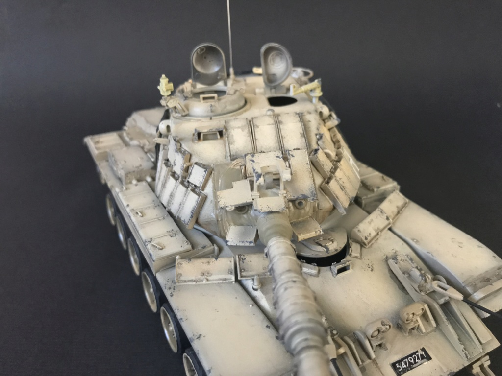 M60A1  KMT-4 Mine roller  73e8f810
