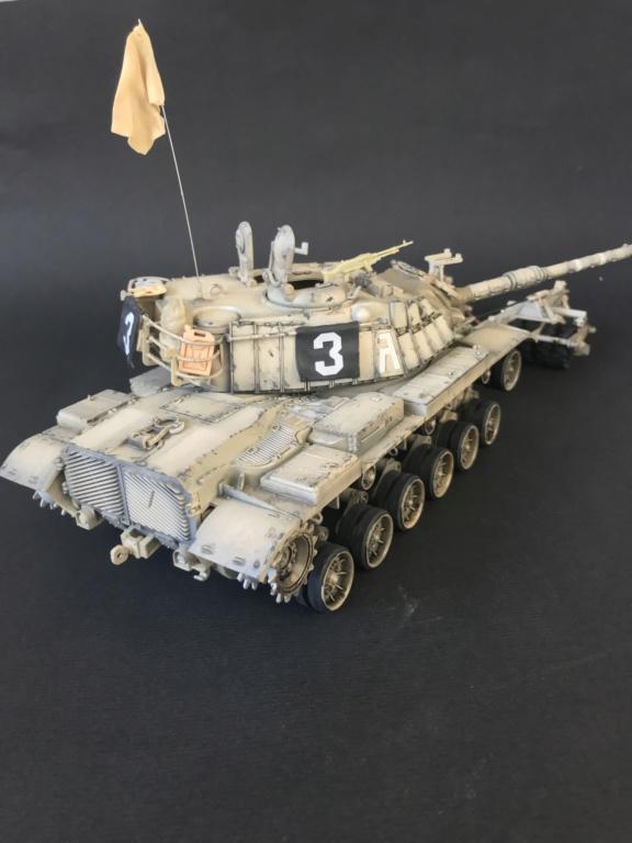 M60A1  KMT-4 Mine roller  8586a710