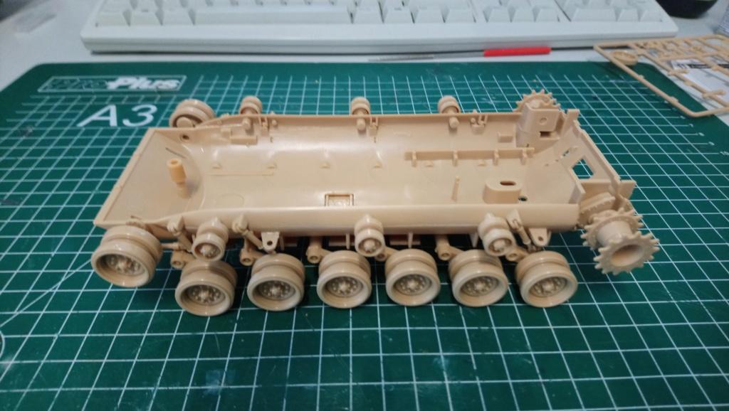 M60A1  KMT-4 Mine roller  Dsc_0810