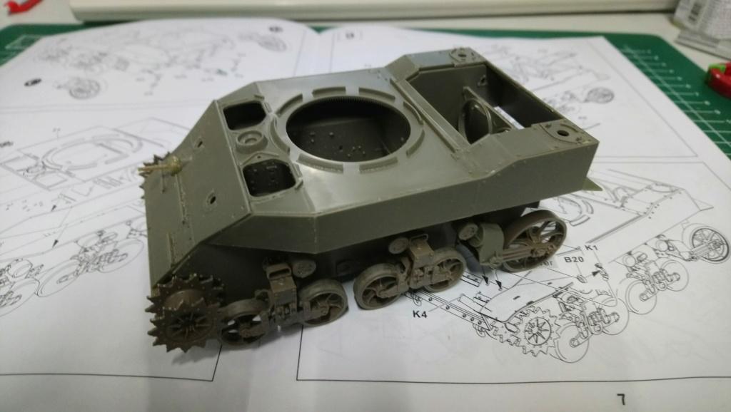 "M5A1 ""Colmar"" - 1/35 kit AFV Club Dsc_1011"