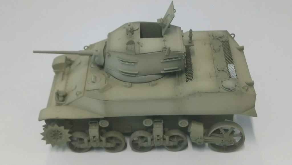 "M5A1 ""Colmar"" - 1/35 kit AFV Club Dsc_1015"