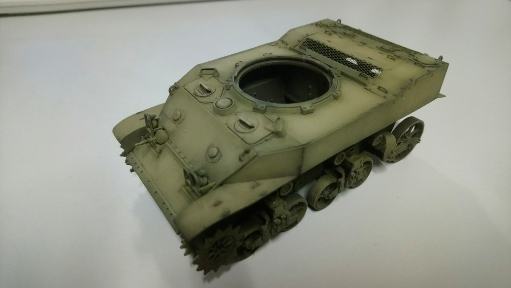 "M5A1 ""Colmar"" - 1/35 kit AFV Club Dsc_1016"
