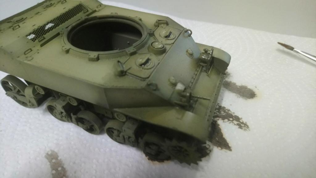 "M5A1 ""Colmar"" - 1/35 kit AFV Club Dsc_1017"