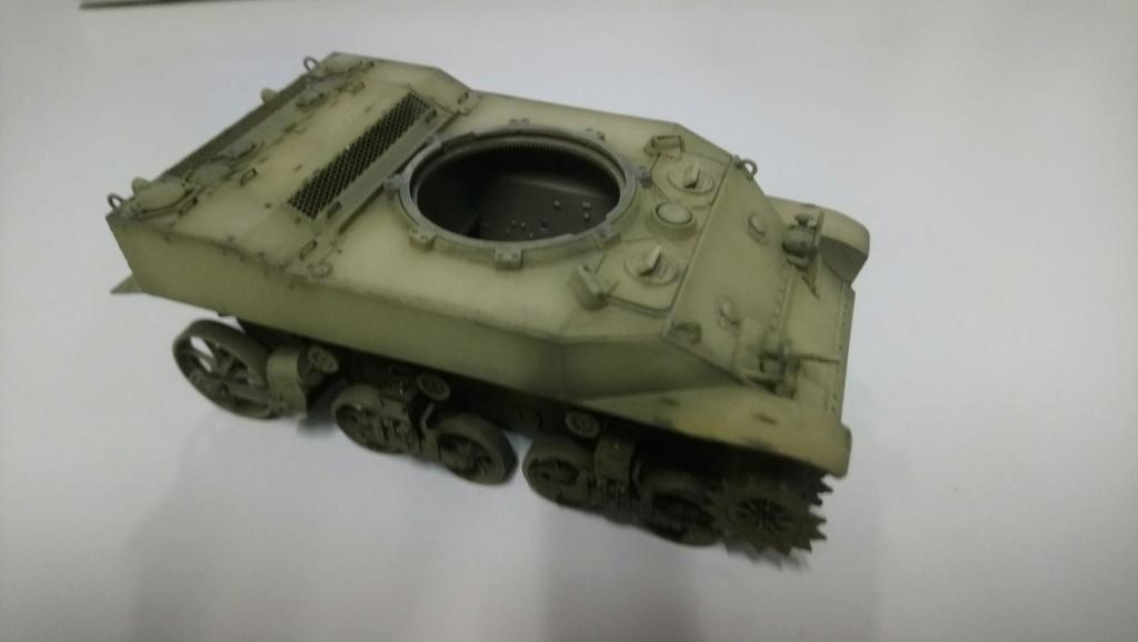 "M5A1 ""Colmar"" - 1/35 kit AFV Club Dsc_1018"