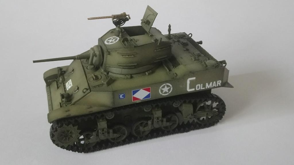 "M5A1 ""Colmar"" - 1/35 kit AFV Club Dsc_1112"