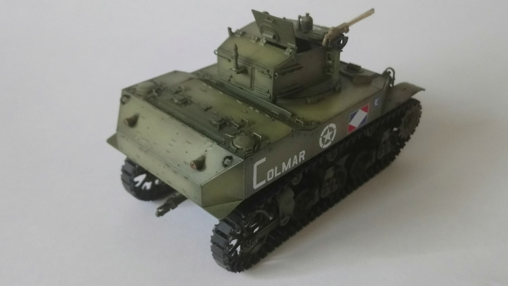 "M5A1 ""Colmar"" - 1/35 kit AFV Club Dsc_1113"
