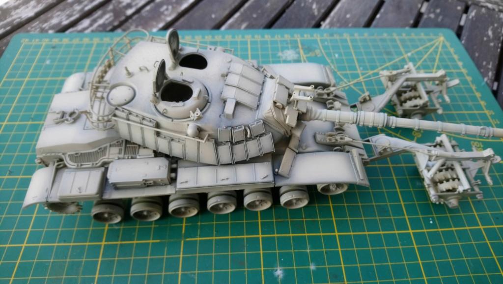M60A1  KMT-4 Mine roller  Dsc_1426