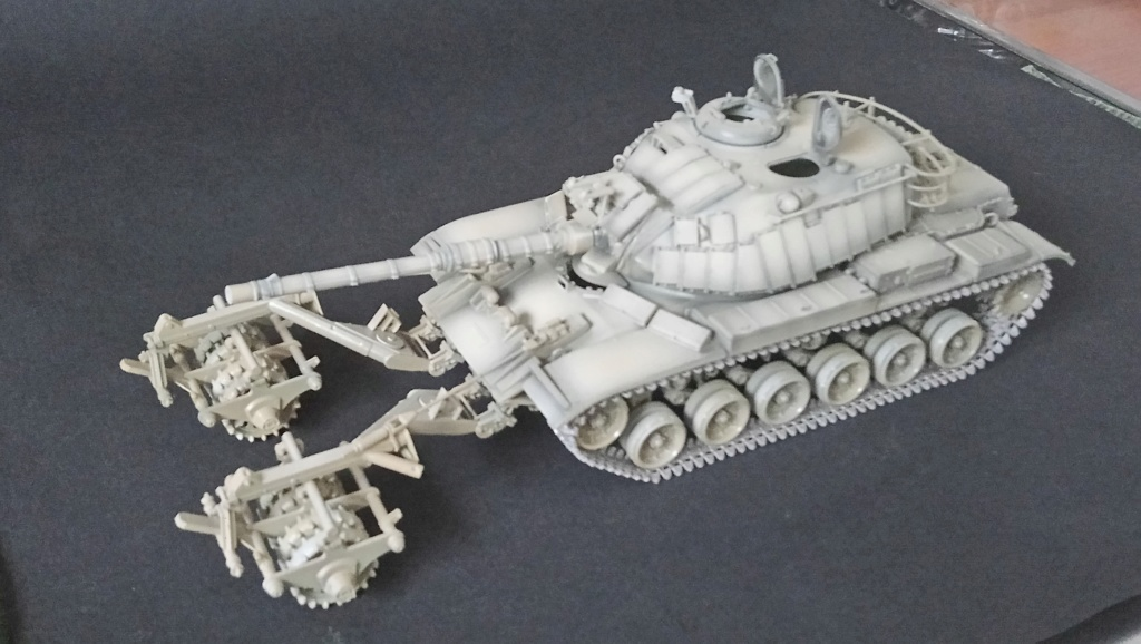 M60A1  KMT-4 Mine roller  Dsc_1510