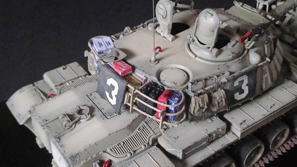 M60A1  KMT-4 Mine roller  Dsc_1511