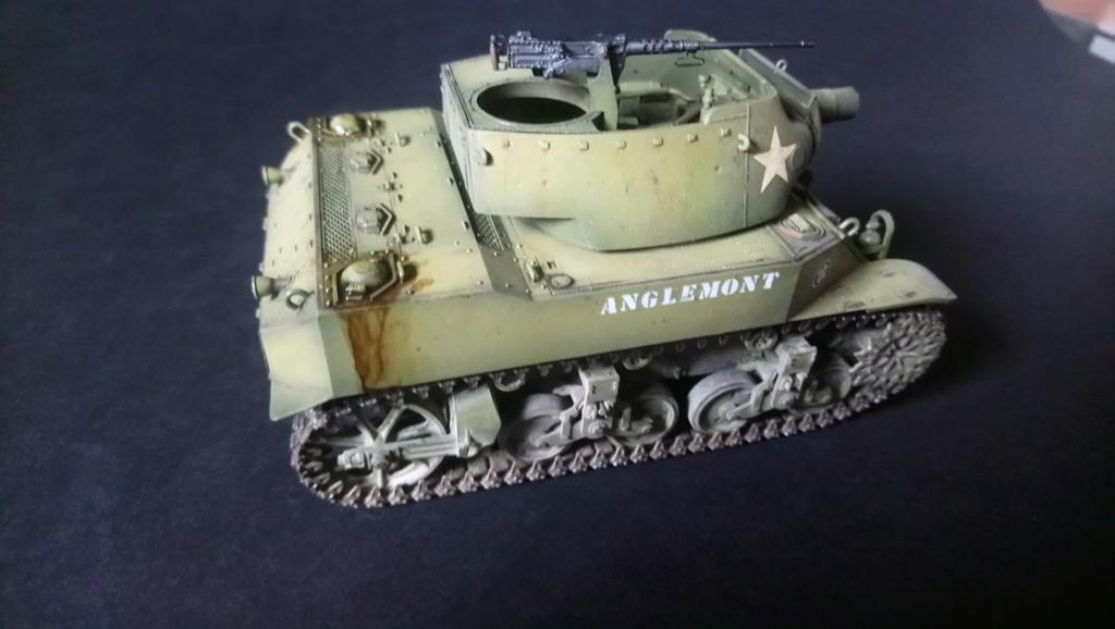 M8 Howitzer 2ème DB - Tamiya 1/35 M8_110
