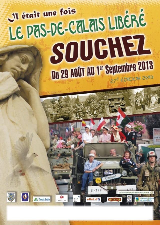 Pas de Calais Libéré 2013 Souchez 67984_10