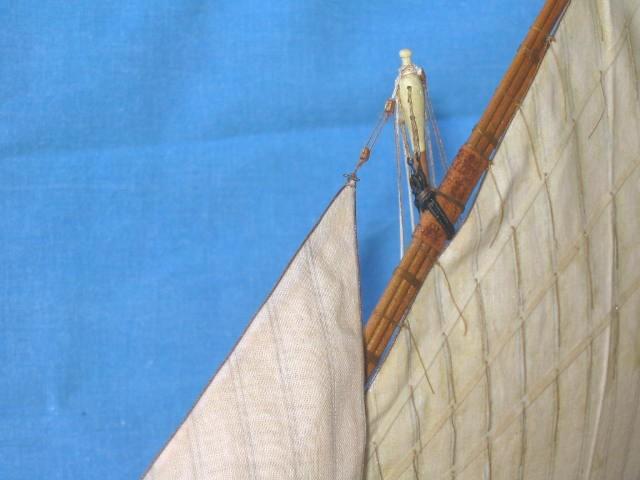 vele - LEUDO da vele della costa occidentale Calces10