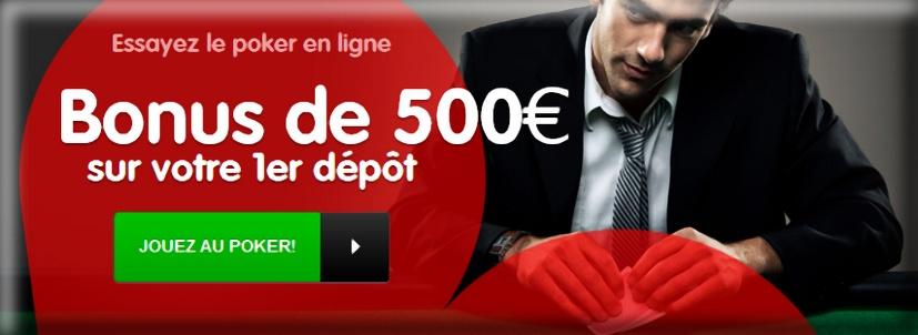 Nouvelle Salle de Poker : EUROPOKER.FR - Inscription -