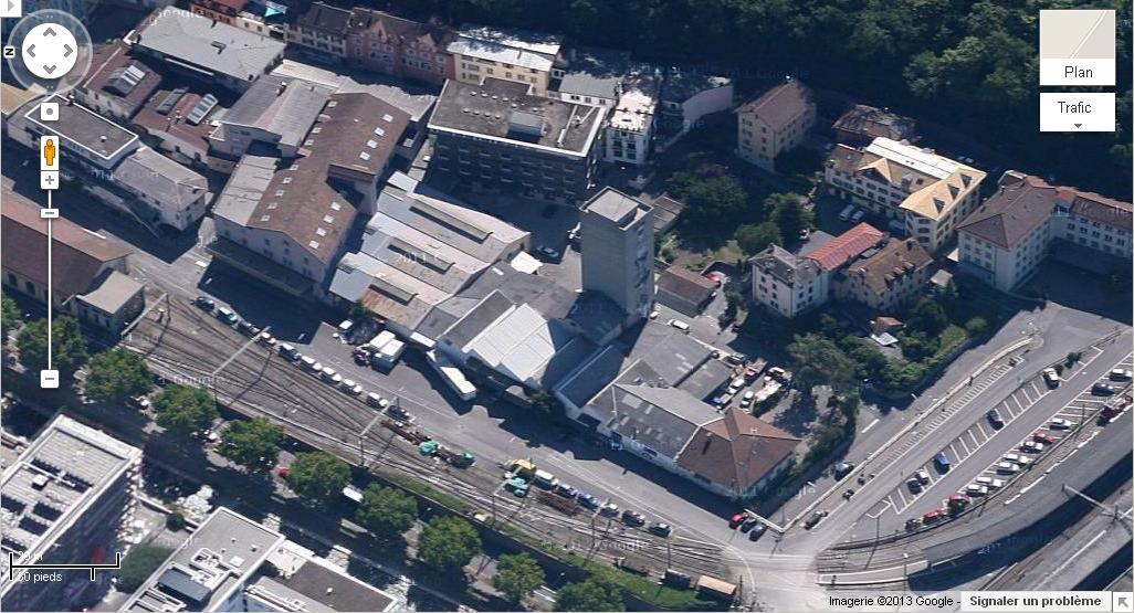 [SUISSE] - Destruction du silo au nord de la gare, Port Franc, Vevey Silo_e10