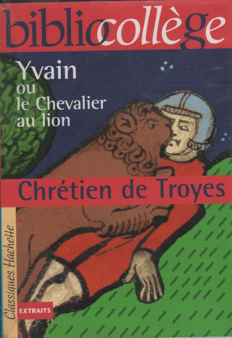 Yvain ou le Chevalier au lion (EXTRAITS) 001_210