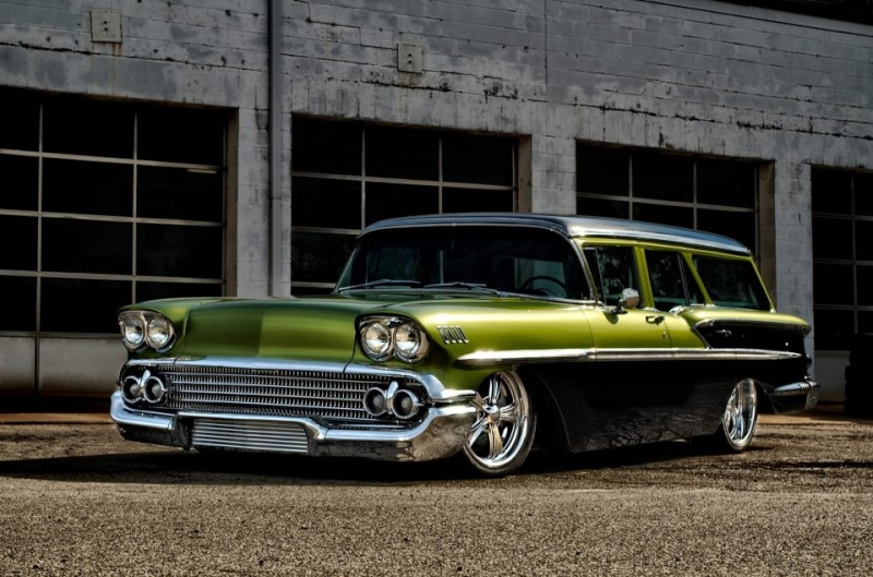 Chevy 1958 custom & mild custom - Page 2 60366510