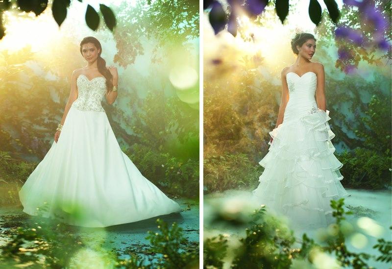 Disney se lance dans la robe de mariée - Page 6 Weddin12