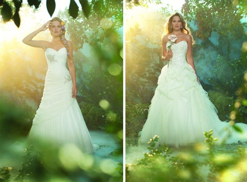 Disney se lance dans la robe de mariée - Page 6 Weddin13