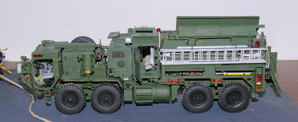 HEMTT M1142 Tactical Fire Fighting Truck TFFT de Trumpeter au 1/35 - Page 5 Hemt1001