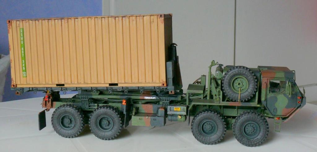HEMTT M1120 et container Italeri au 1/35 - Page 2 Hemtt125
