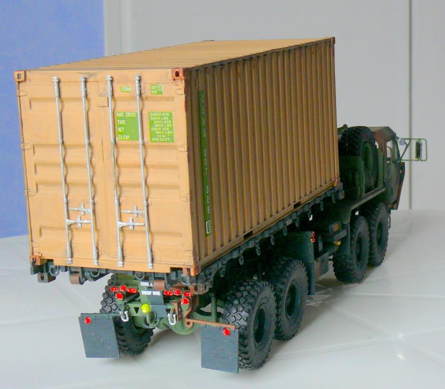 HEMTT M1120 et container Italeri au 1/35 - Page 2 Hemtt126