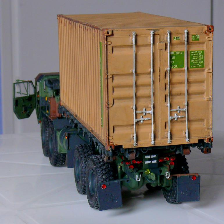 HEMTT M1120 et container Italeri au 1/35 - Page 2 Hemtt127