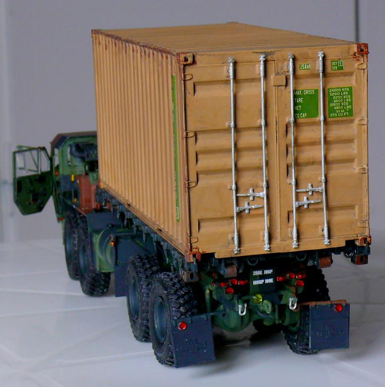 HEMTT M1120 et container Italeri au 1/35 - Page 2 Hemtt128
