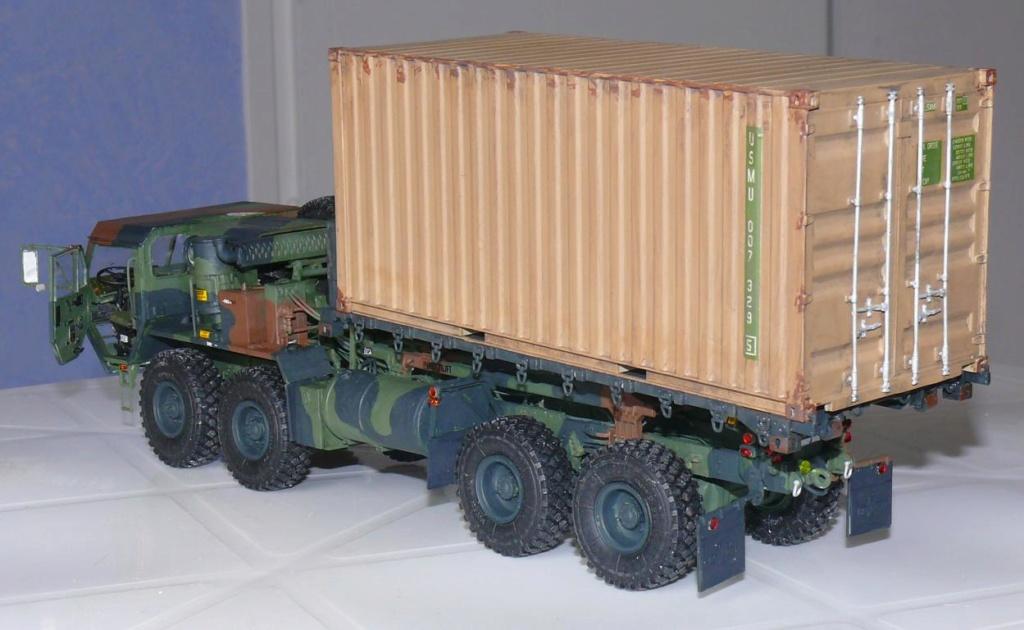 HEMTT M1120 et container Italeri au 1/35 - Page 2 Hemtt130