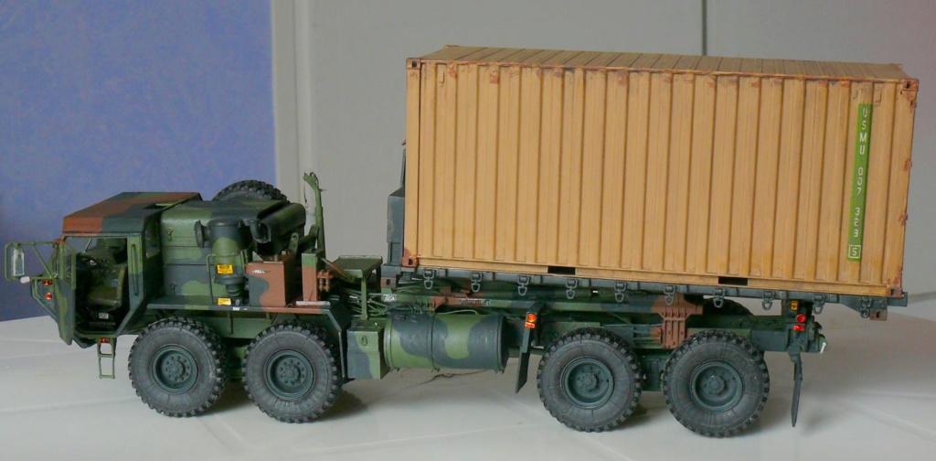 HEMTT M1120 et container Italeri au 1/35 - Page 2 Hemtt131