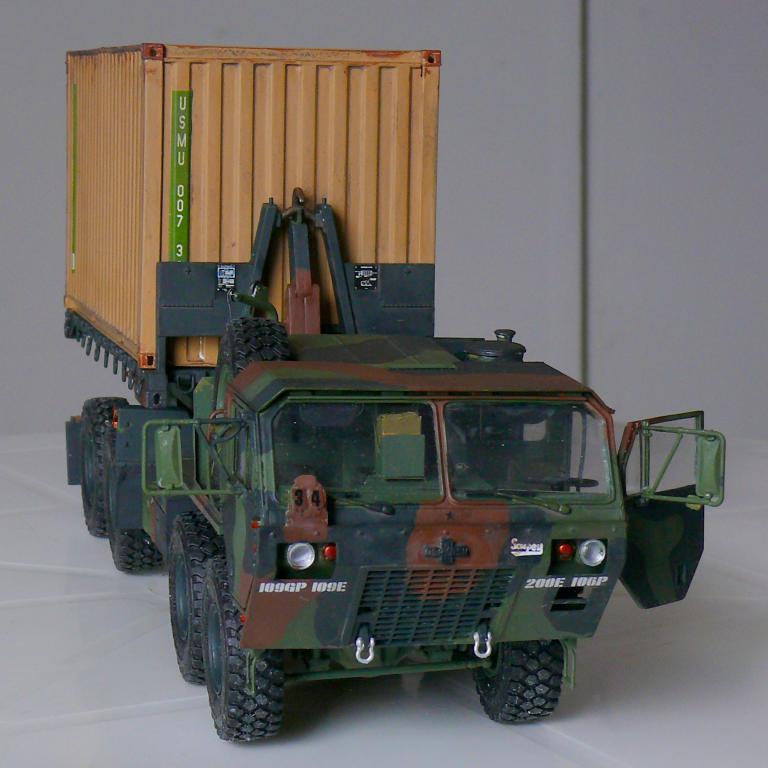 HEMTT M1120 et container Italeri au 1/35 - Page 2 Hemtt132