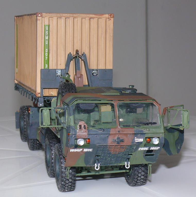 HEMTT M1120 et container Italeri au 1/35 - Page 2 Hemtt133