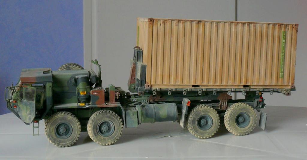HEMTT M1120 et container Italeri au 1/35 - Page 2 Hemtt135