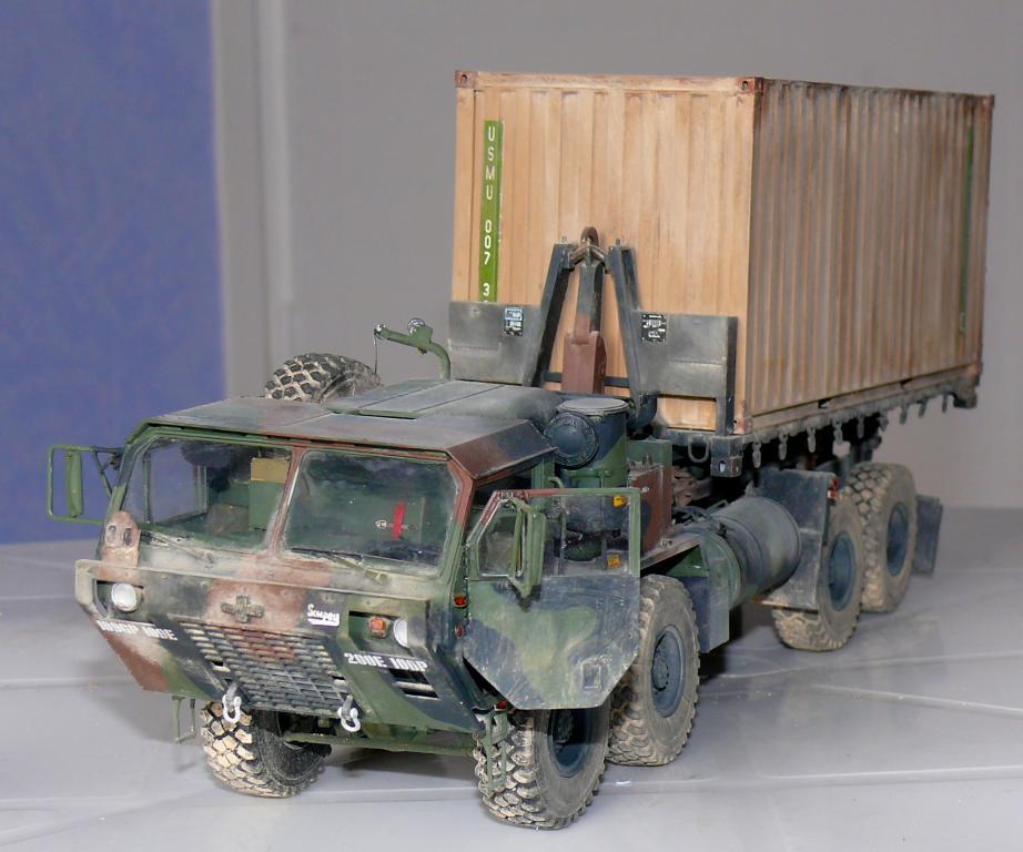 HEMTT M1120 et container Italeri au 1/35 - Page 2 Hemtt136