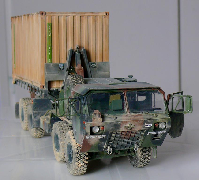 HEMTT M1120 et container Italeri au 1/35 - Page 2 Hemtt138