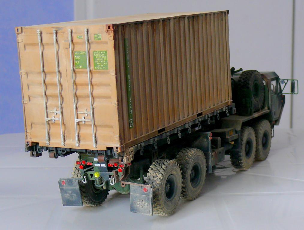 HEMTT M1120 et container Italeri au 1/35 - Page 2 Hemtt139