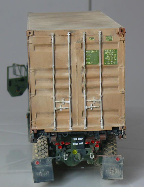 HEMTT M1120 et container Italeri au 1/35 - Page 2 Hemtt140
