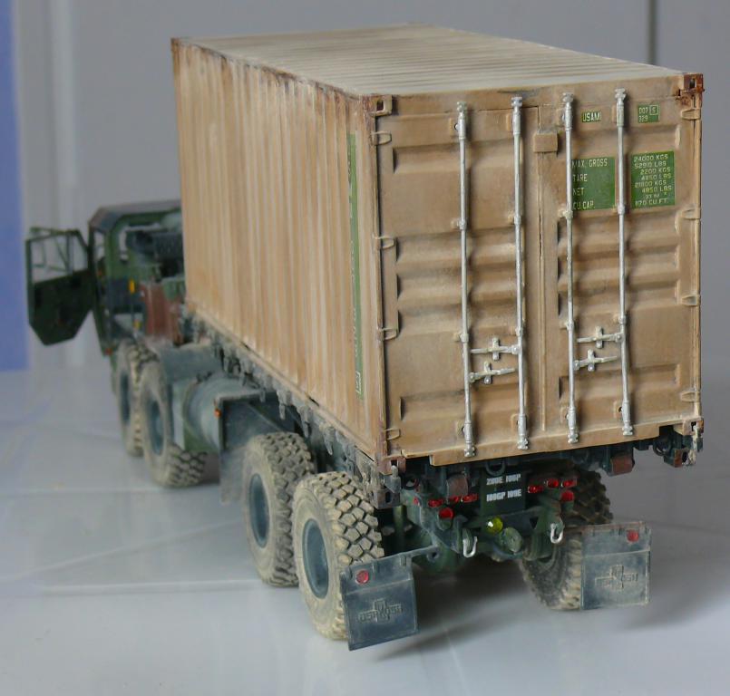 HEMTT M1120 et container Italeri au 1/35 - Page 2 Hemtt141