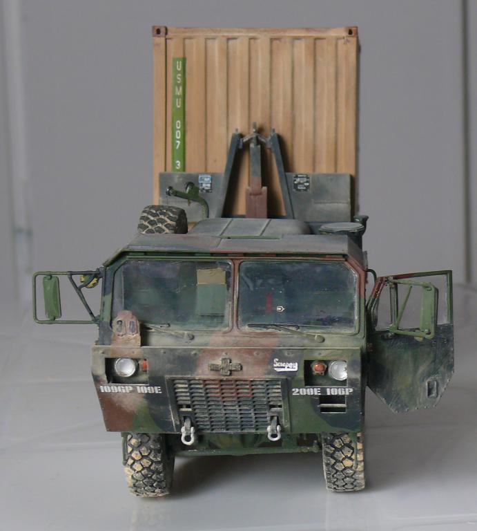 HEMTT M1120 et container Italeri au 1/35 - Page 2 Hemtt142