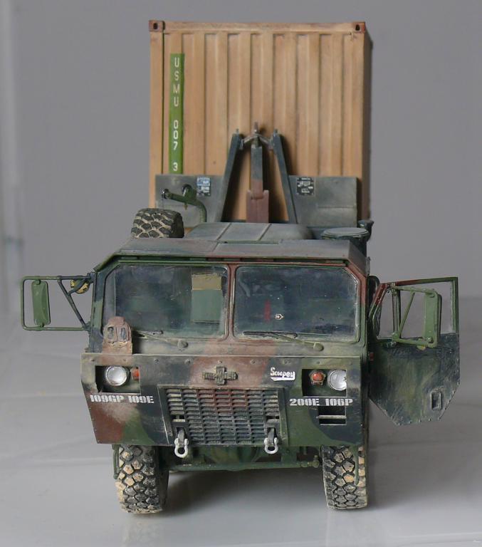 HEMTT M1120 et container Italeri au 1/35 - Page 2 Hemtt143