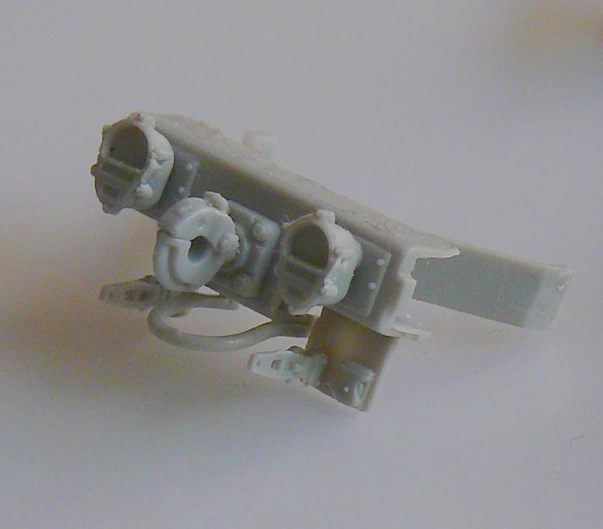 HEMTT M983A2 et Semi remorque M870A1 de TRUMPETER au 1/35 Hemtt144