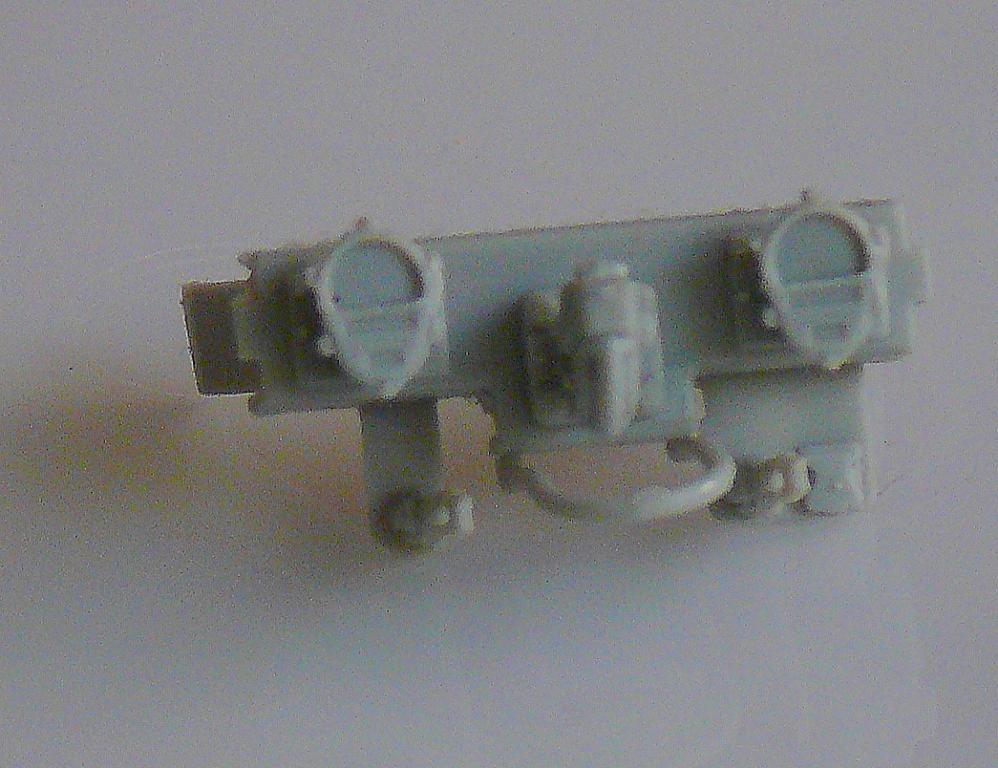 HEMTT M983A2 et Semi remorque M870A1 de TRUMPETER au 1/35 Hemtt148