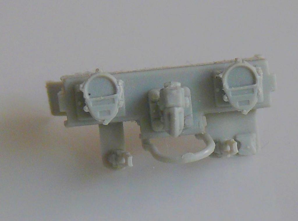HEMTT M983A2 et Semi remorque M870A1 de TRUMPETER au 1/35 Hemtt149