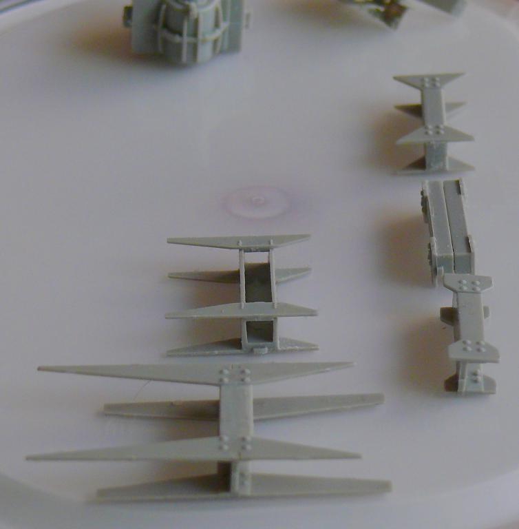 HEMTT M983A2 et Semi remorque M870A1 de TRUMPETER au 1/35 Hemtt153