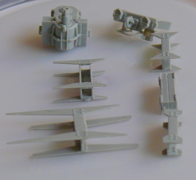 HEMTT M983A2 et Semi remorque M870A1 de TRUMPETER au 1/35 Hemtt154